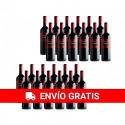 La Planta Arzuaga, vino tinto fino. 24 botellas