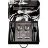Kit Wine Habla del Silencio 2 bottles and 2 glasses Riedel