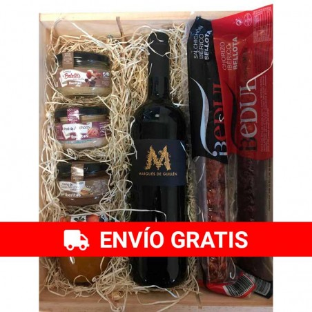 Great panier for gift to company