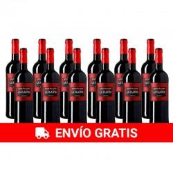 La Planta de Arzuaga Wine - Red Wine Ribera del Duero - 12 bottles