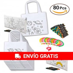 Party Pack 16 for Kids | Planet Bags, Cases, Flexibl Pencils