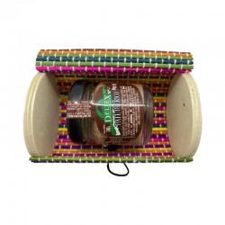 Miniature de pâté ibérique avec coffre