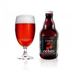 Bière à la cerise Cerex