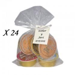 Surtido de Mono-dosis para regalar (24 pack)