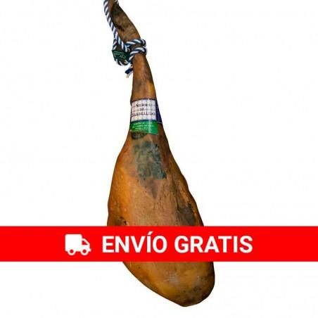 Jamón iberico 50% cebo de campo Sierra de Barbellido