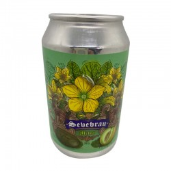Sevebrau Craft Beer with Melon