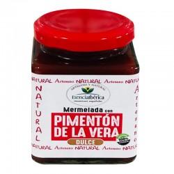 Confiture de paprika artisanal fumé doux d.o.p 270 ml