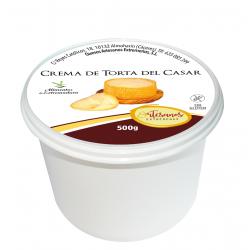 Tarro crema Torta del Casar 500 gr