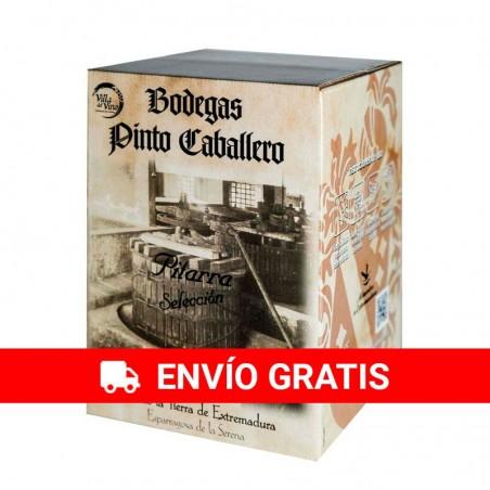 """Vino Pitarra Rosado """"Bag in Box"""" 15 Litros"""