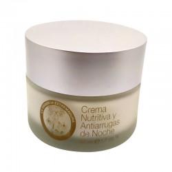 Crema facial de noche con Jalea Real