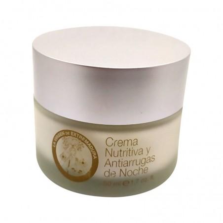 Crème de visage nutritive et antirides