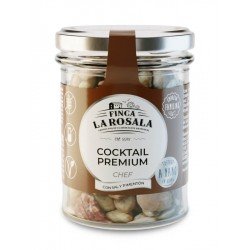 Chef toasted premium cocktail Jar 90 g