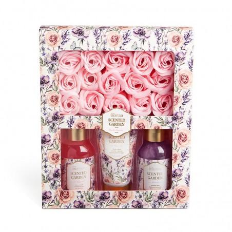 Garden Aromas Gift Box for Women.
