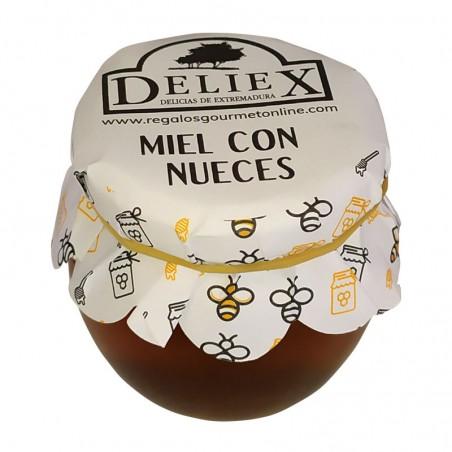 Honey Jar with Walnuts 115 gr for details
