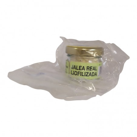 Lyophilized royal jelly  (12 g)