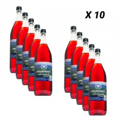 10 Bouteilles Pitarra Selection Rosado-Dulce 1,5 Litres