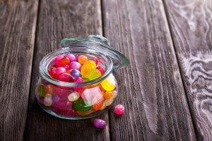 El dulce es una fuente vital de energía.