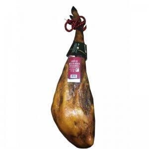 Jamón ibérico de bellota 5 ibéricos
