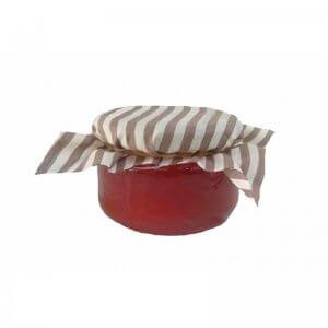 Las materias primas utilizadas para elaborar esta mermelada son recolectadas en su punto óptimo de maduración para dar un mejor gusto a las mermeladas.