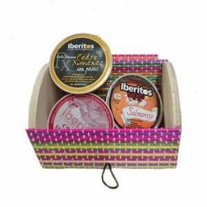 Los regalos comestibles ofrecen variedad y calidad.
