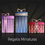 Lo maravilloso de obsequiar regalos miniaturas