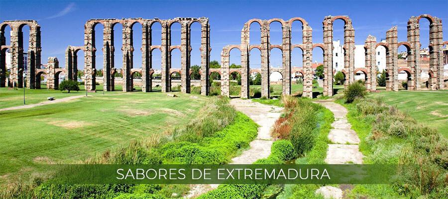 sabores de Extremadura