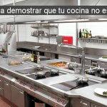 Cinco razones que te van a demostrar que tu cocina no está bien diseñada (Primera entrega).
