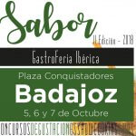 Gastroferia ibérica se da lugar en Badajoz este fin de semana del 5 al 7 de octubre
