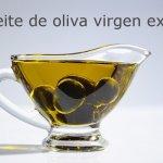Aceite de oliva virgen extra: Un tesoro de la gastronomía española
