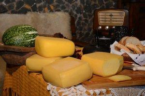 El queso artesanal siempre cautiva los sentidos.