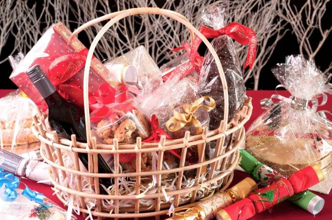 cestas de navidad regalos gourmet