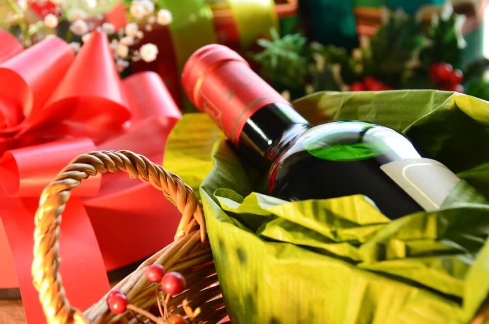 Cuándo hacer el pedido de cestas de Navidad