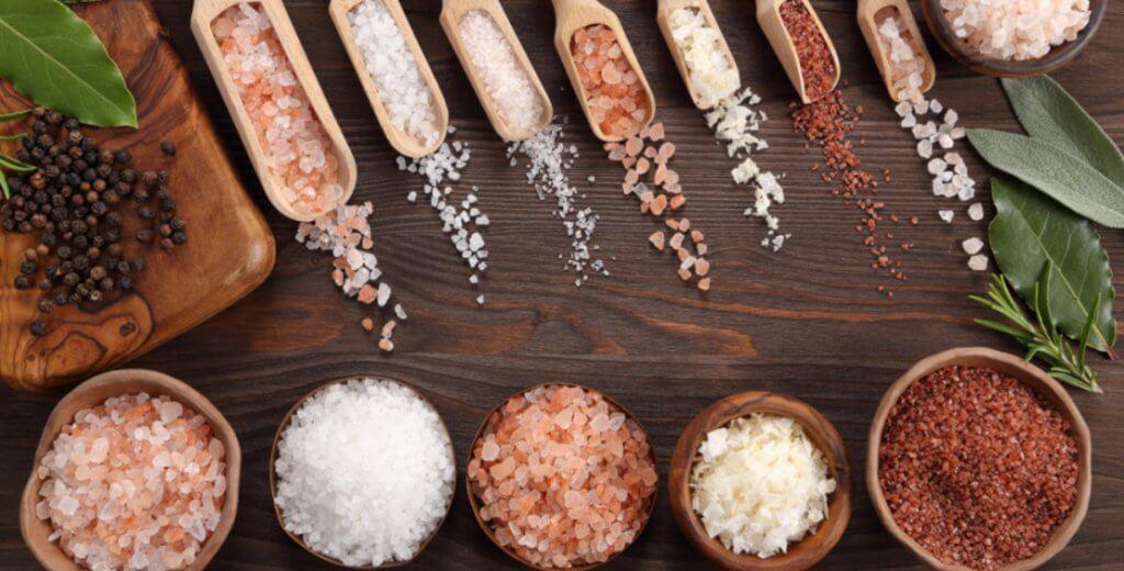 Sales del mundo gourmet, un producto gourmet lleno de bondades