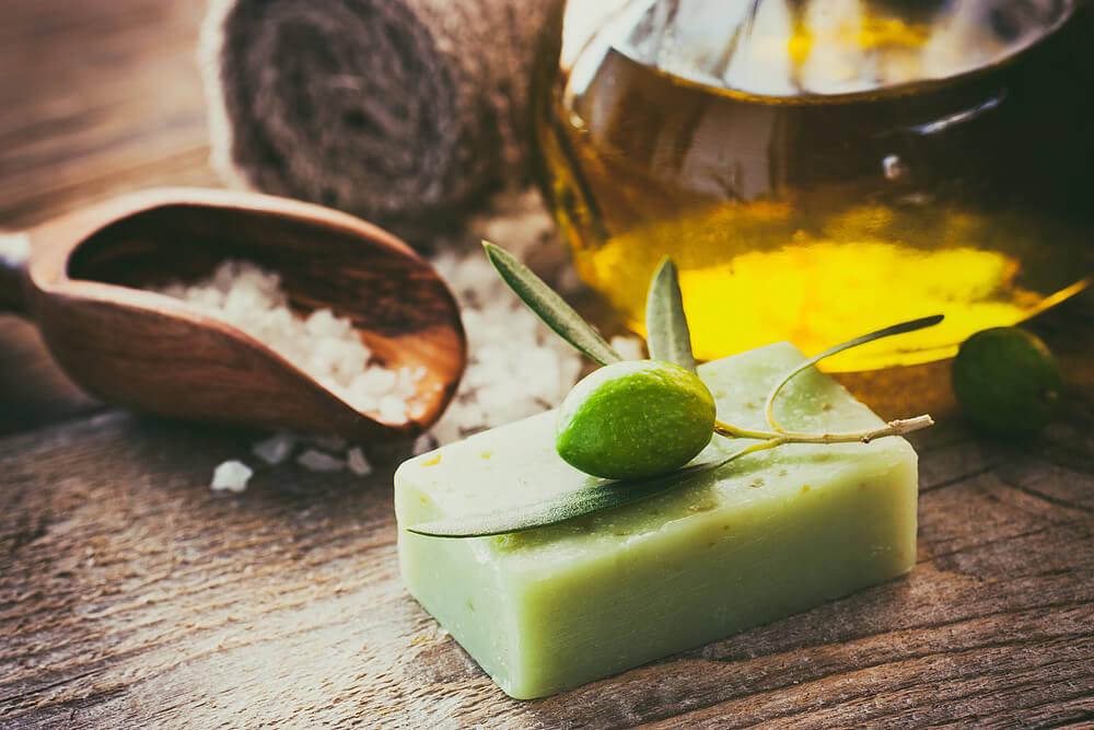 aceite de oliva cosmetica