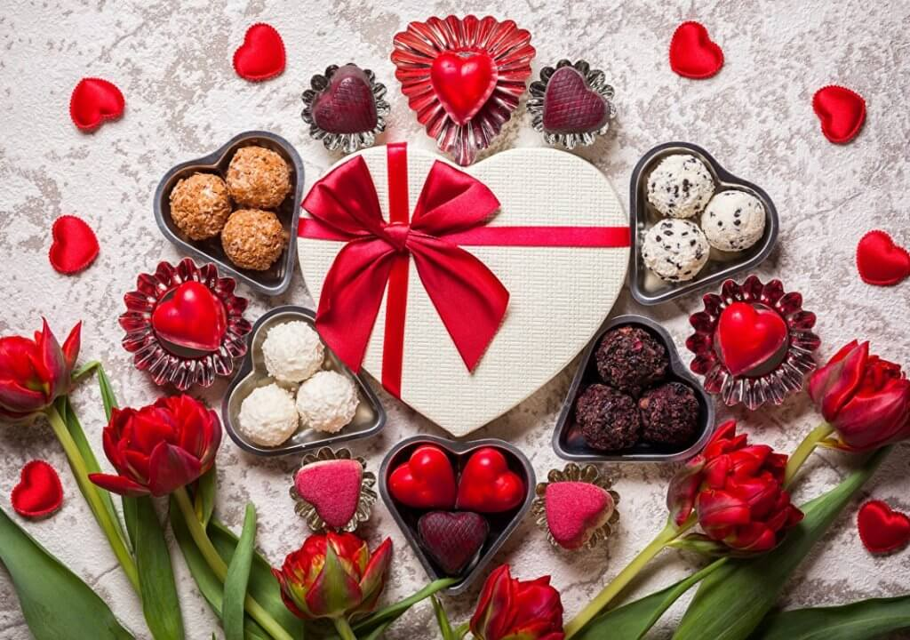 bombones san valentin regalos gourmet