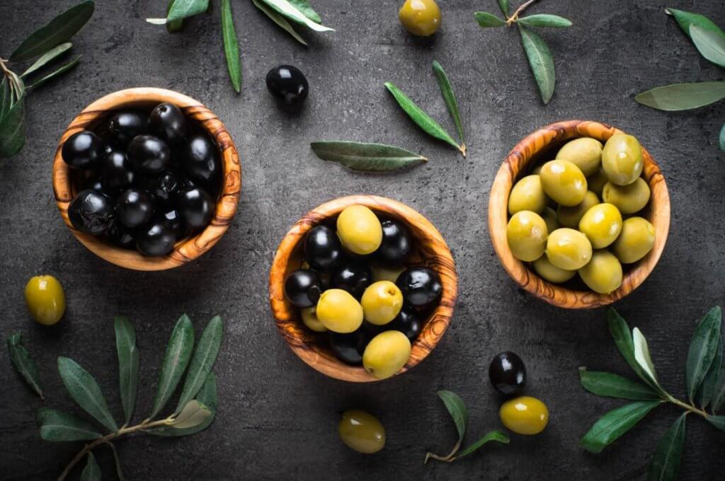 El valor de la aceituna como producto gourmet tradicional