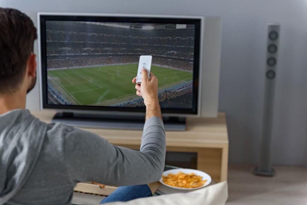 Productos gourmet para vivir partidos de fútbol desde casa