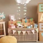 Añade cosmética natural en la lista de regalos para tu baby shower
