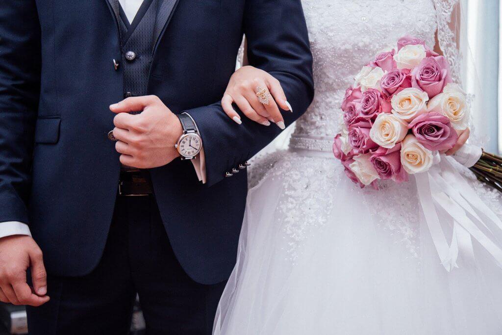 Regalos para los padres el día de la boda, ¡un emocionante gracias!