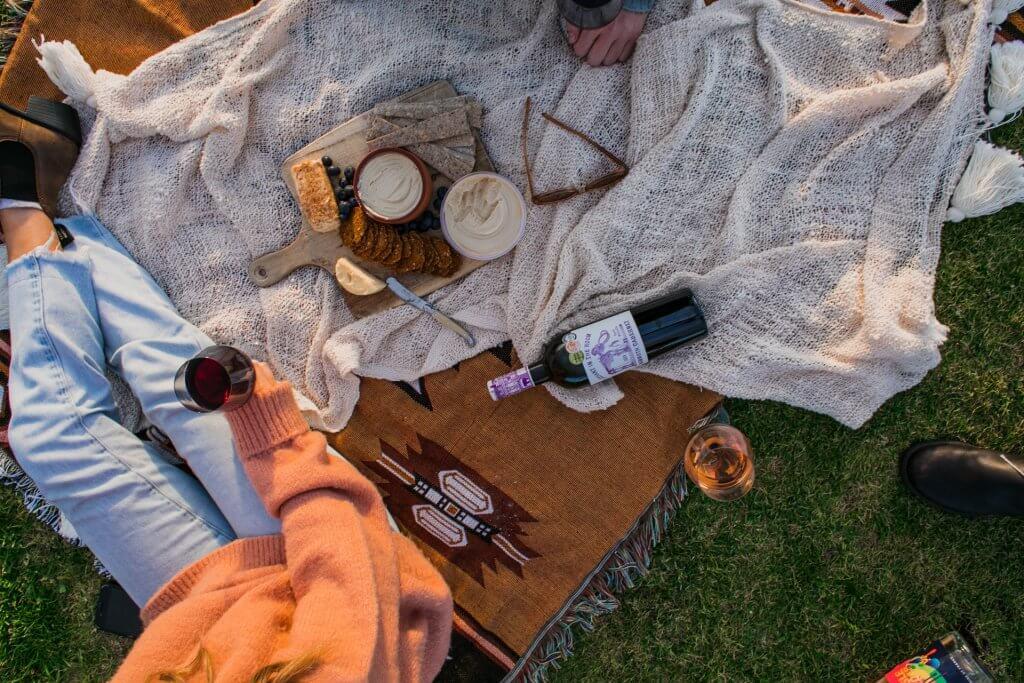 ¿Qué productos gourmet llevar a un picnic?