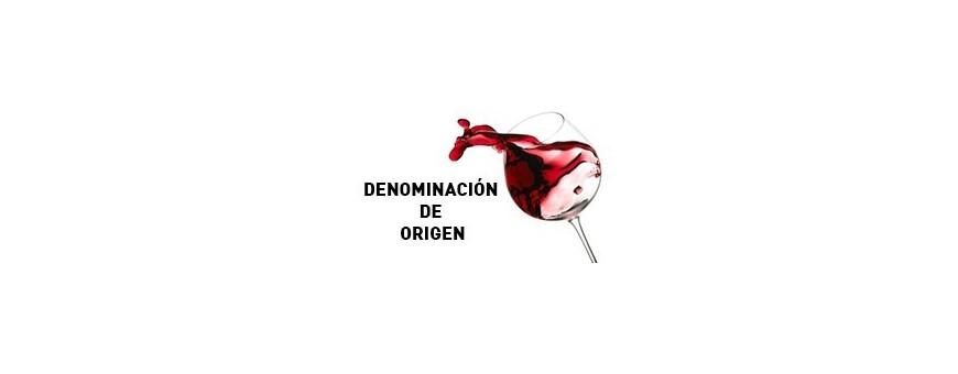 Vins D.O. (Appellation d'origine)
