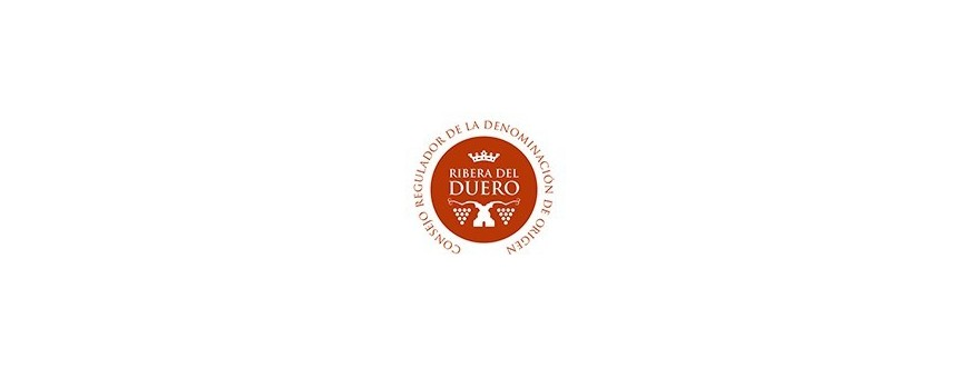 Wines Denomination of Origin Ribera del Duero