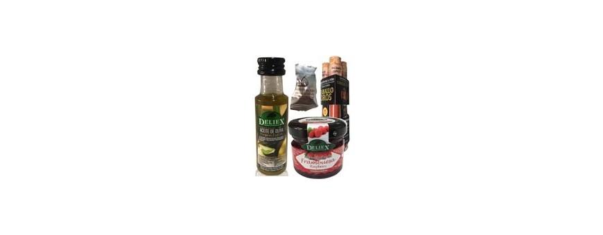 Miniaturas productos gourmet