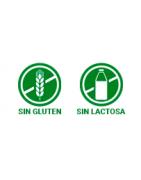 Produits sans gluten et sans lactose