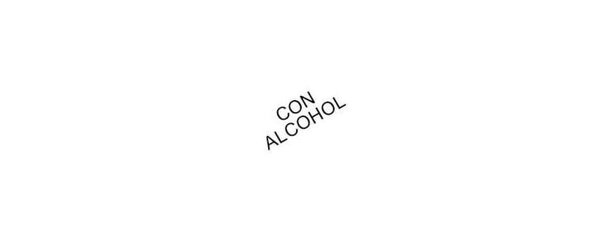 Liqueur avec alcool