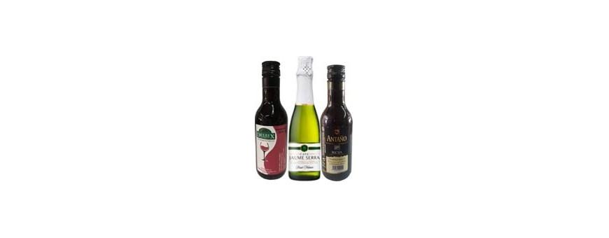 Miniature de vins
