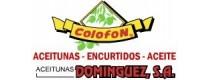 Aceitunas Colofón