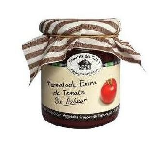 Extra marmalade of tomato ideal to sprinkle on the toasts