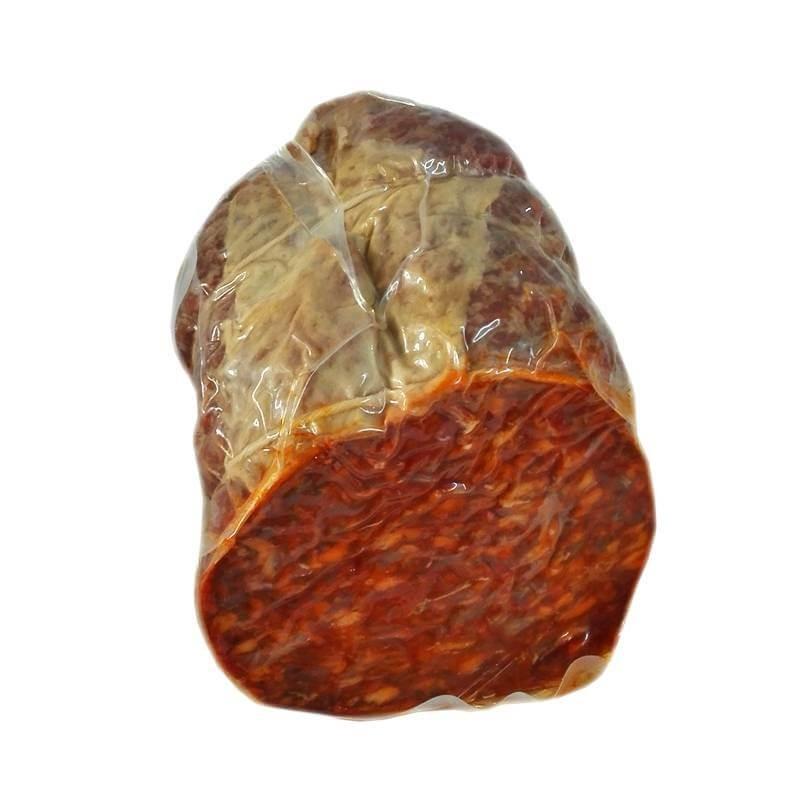 Morcon Ibérique bellota (emballé sous vide)