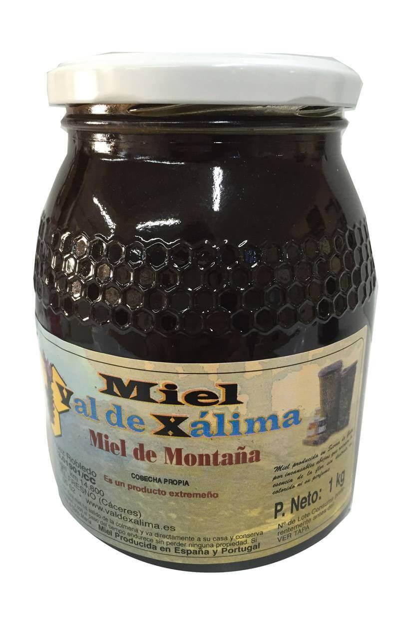 Miel de montaña 1KG